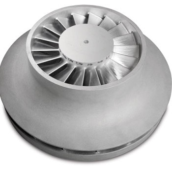 impeller-polished